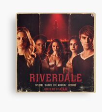 Riverdale - A Night to Remember Canvas Print