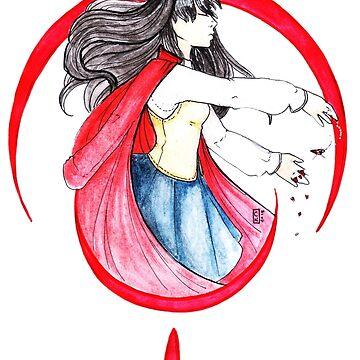 Rin Tohsaka by NenrilTf