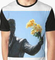 Flowers From Fury Graphic T-Shirt