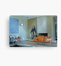 The Trophy Wife Canvas Print
