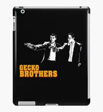 Gecko Brothers iPad Case/Skin