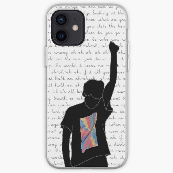 Just Hold On - Louis Tomlinson iPhone Soft Case