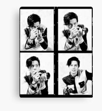 Riverdale - Jughead Jones - Cole Sprouse Canvas Print