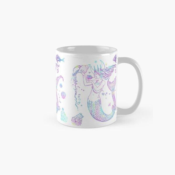 Mermaid Princess Classic Mug