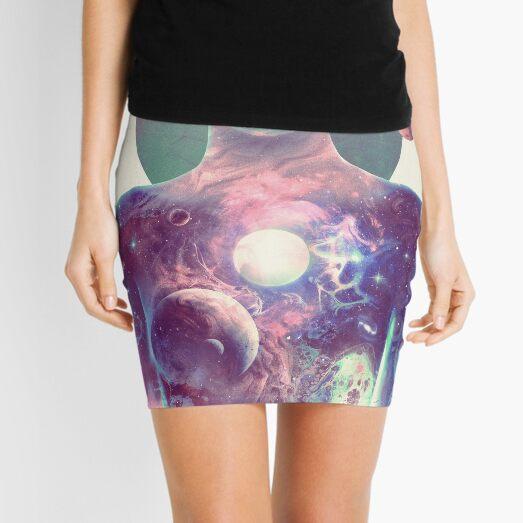 The Creation Myth Mini Skirt