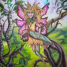 Berry Fairy by Tina-Renae
