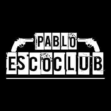 Pablo Escoclub - Funny Unisex T-shirt by SmartStyle