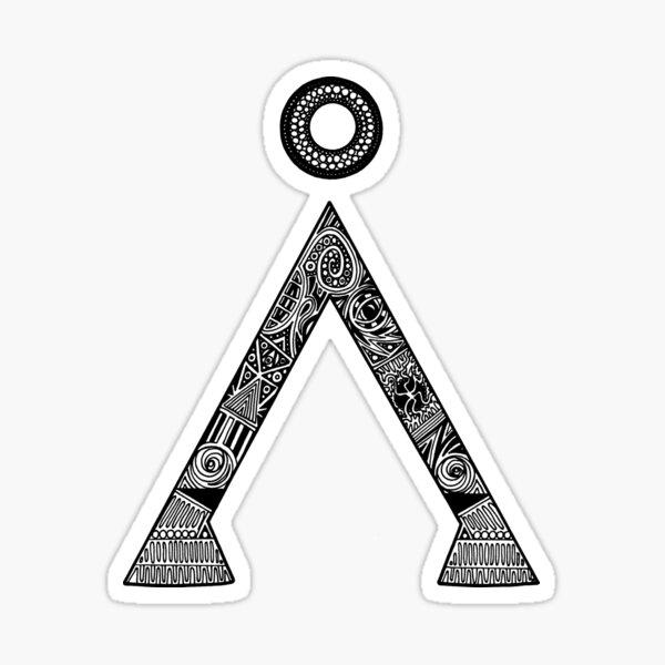 Stargate Sticker