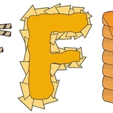 FFFFFFF - Celebration of Food by ThatDeanBGuy