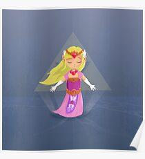 Zelda - Windwaker Poster