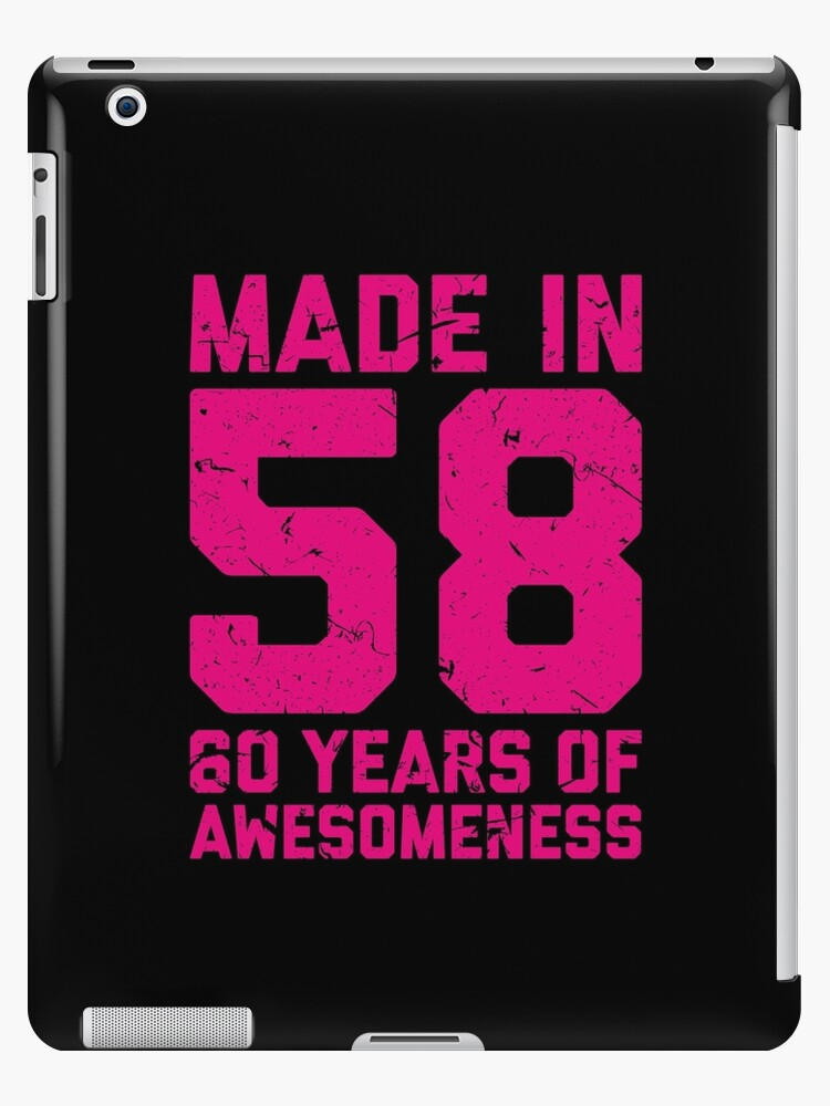 60th Birthday Gift Adult Age 60 Year Old Women Womens By Matt L