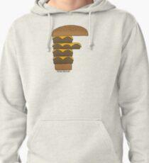 FFFFFFF - F'n Burger Pullover Hoodie