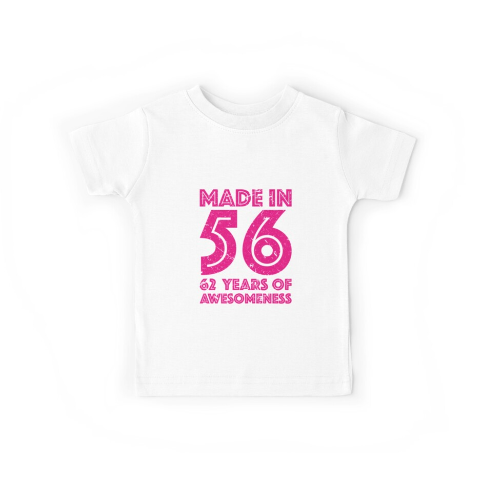 62nd Birthday Gift Adult Age 62 Year Old Women Womens By Matt L