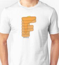FFFFFFF - F'n Pancakes Unisex T-Shirt