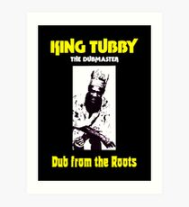 Dub From The Roots Art Print