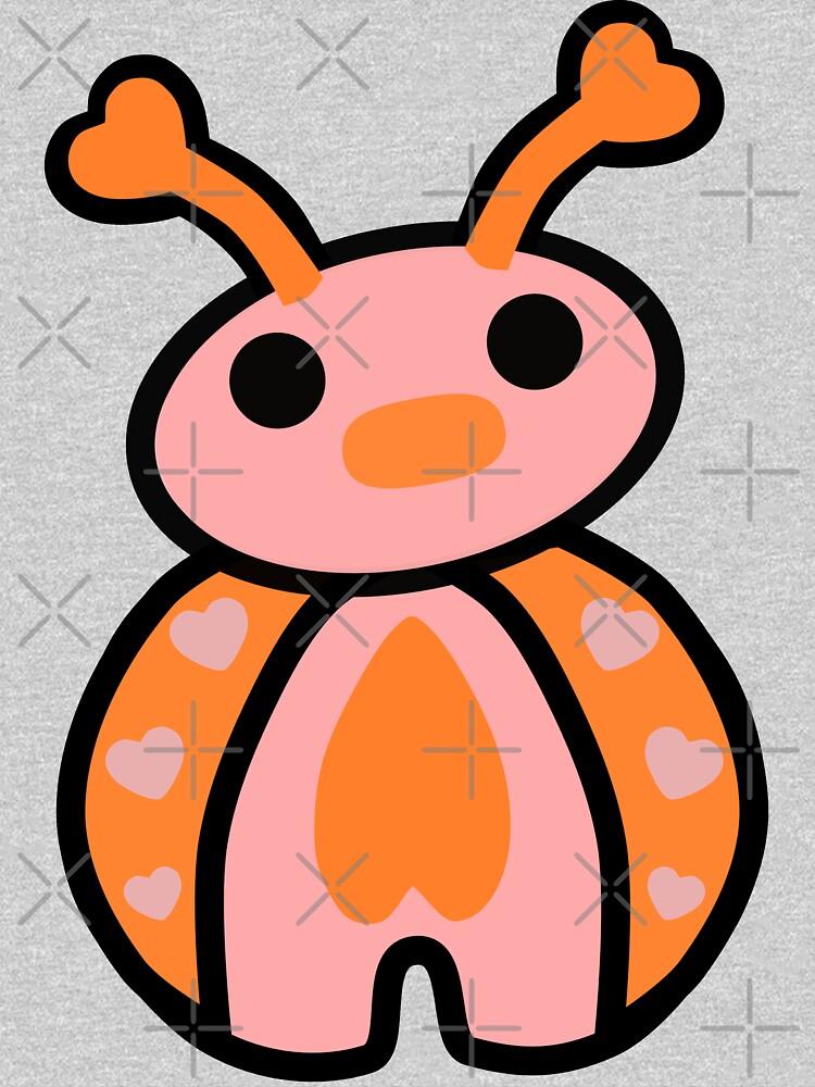 Epo the Ladybug by carbonfibreme