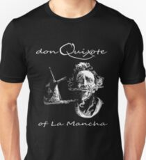 Don Quijote von La Mancha Slim Fit T-Shirt