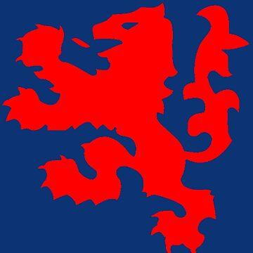 Glasgow Rangers  by trueblueapparel