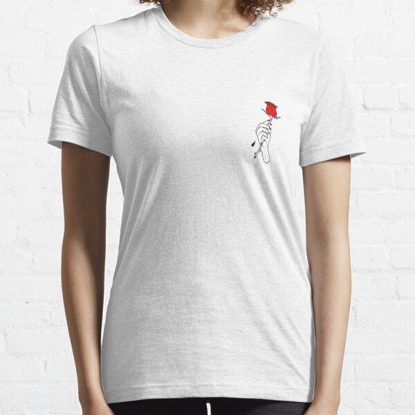 edición de bolsillo rosa Camiseta esencial