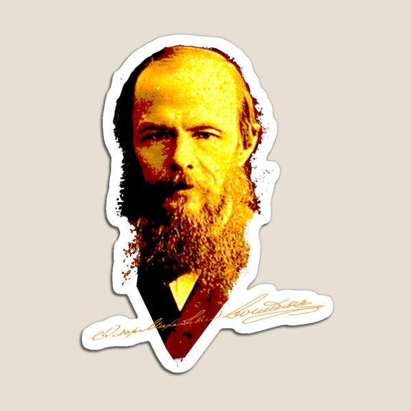 Fyodor Dostoyevsky Magnet