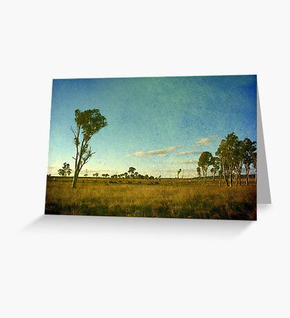 Australiana II Greeting Card