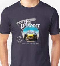 The prisoner - I'm not a number i am a free man Unisex T-Shirt