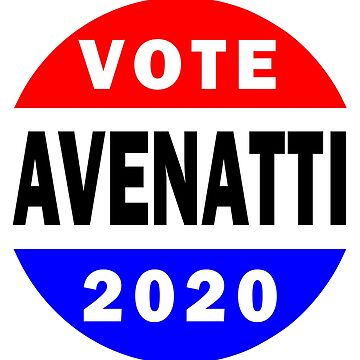 MICHAEL AVENATTI VOTE 2020 by HAKGRAFIK