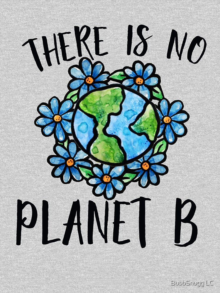 There is no planet b by Boogiemonst
