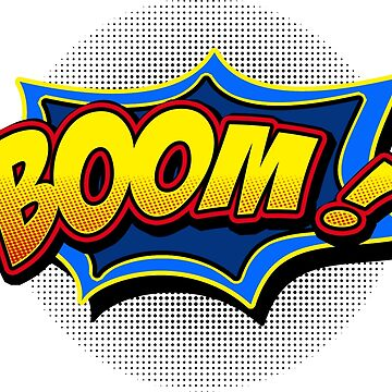 Boom! by tshart