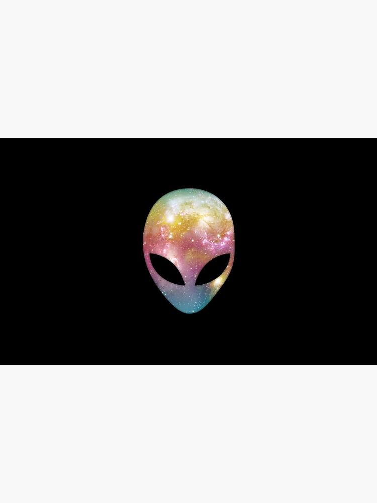 Space Alien by creepyjoe