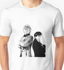 2nd and 3rd Doctors Unisex T-Shirt