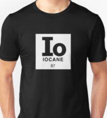 Iocane Powder Princess Bride Slim Fit T-Shirt