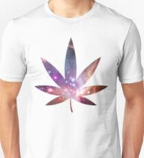 Cosmic Leaf Unisex T-Shirt