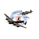SPITFIRE AND LANCASTER aircraft by CoolCarVideos