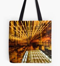 Hive of Gold Tote Bag