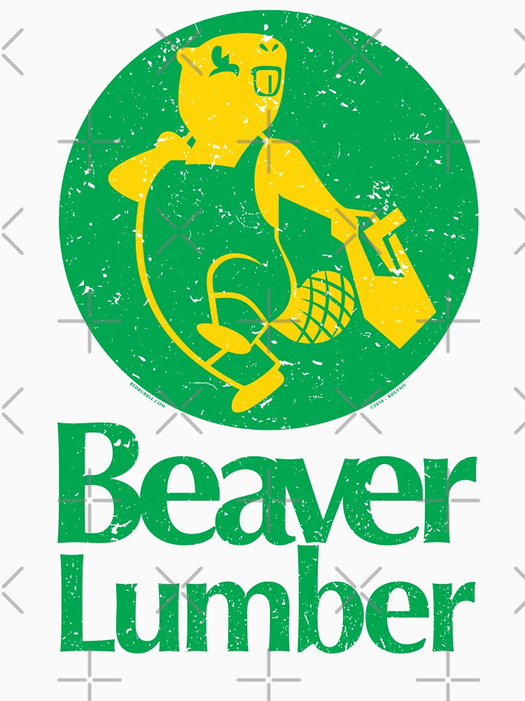 Beaver Lumber (worn) [Roufxis - RB] by RoufXis