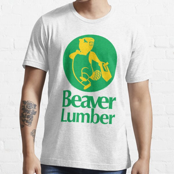 Beaver Lumber [Roufxis - RB] Essential T-Shirt