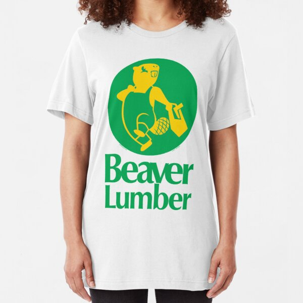 Beaver Lumber [Roufxis - RB] Slim Fit T-Shirt