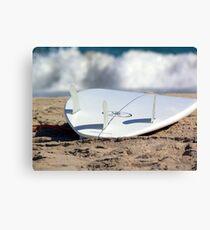 Surfboard Canvas Print