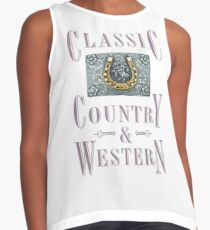 Classic Country & Western (Golden Horseshoe)  Contrast Tank