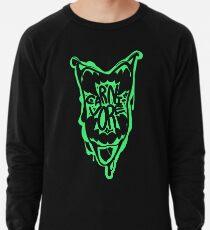 CARNI-VORE (green) Lightweight Sweatshirt