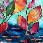 Tropical Lane by Rachel Ireland Meyers