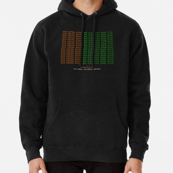 iRacing 1X Pullover Hoodie