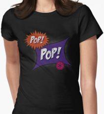 Pop POP! Women's Fitted T-Shirt