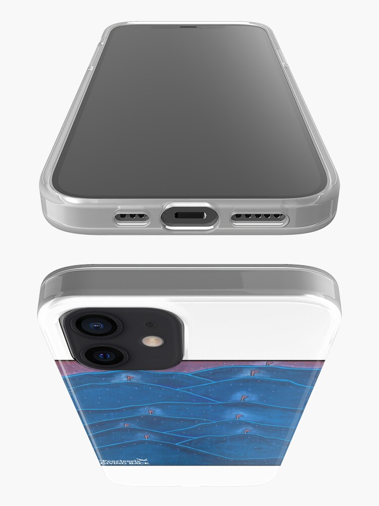 Alternate view of Higher Ground iPhone Case & Cover