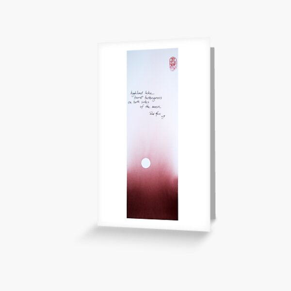 button grass Greeting Card