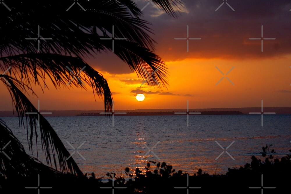 """A """"FRAMED"""" SUNSET by Magriet Meintjes"""