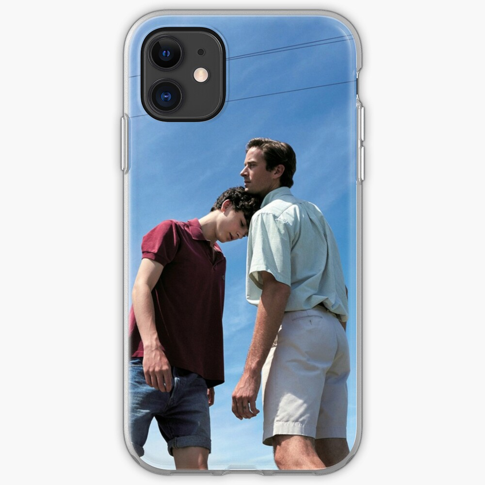Call Me By Your Name iPhone Case & Cover