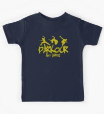 Parkour - No Limits Kids Clothes