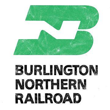 Burlington Northern Railroad by turboglyde